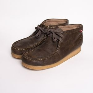 Clarks Wallabee Boots Mens 10.5